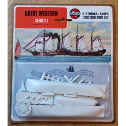 Airfix: Great Western Series 1 - Historical Ships