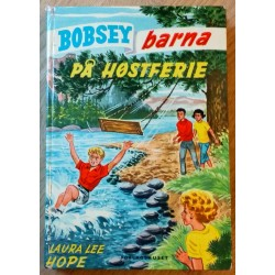 Bobsey-barna: Nr. 28 - Bobsey-barna på høstferie