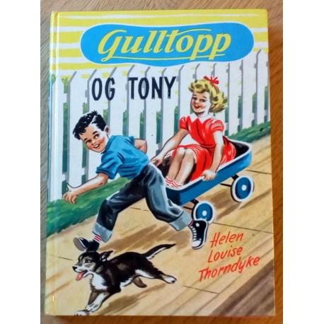 Gulltopp og Tony - Nr. 9
