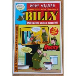 Billy: Rocky - Utvalgte striper 2