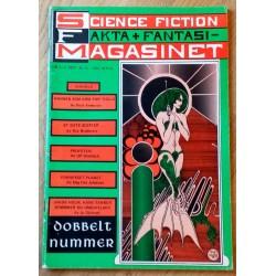 Science Fiction Magasinet: 1972 - Nr. 1-2 - Dobbeltnummer
