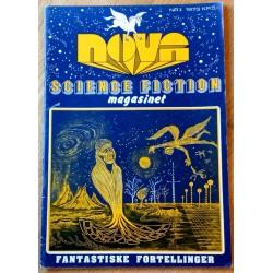 Science Fiction Magasinet - Nova: 1973 - Nr. 2 - Fantastiske fortellinger