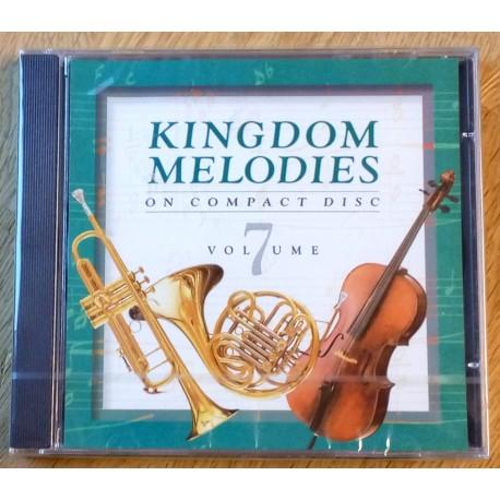 Kingdom Melodies: volume 7 (CD)