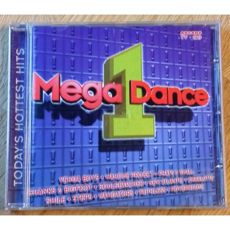 Mega Dance: Vol. 1 (CD)