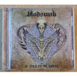 Blodsmak: Av jord er me komne (CD)