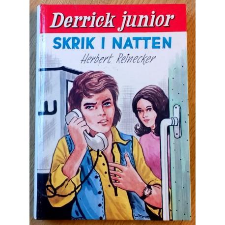 Derrick junior: Nr. 5 - Skrik i natten