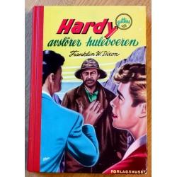 Hardy-guttene: Nr. 7 - Hardy avslører huleboeren
