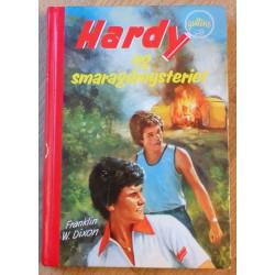 Hardy-guttene: Nr. 86 - Hardy og smaragdmysteriet