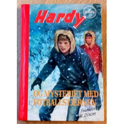 Hardy-guttene: Nr. 88 - Hardy og mysteriet med fotballstjernen