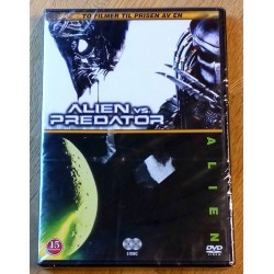 2 x Sci-Fi: Alien vs. Predator og Aliens (DVD)