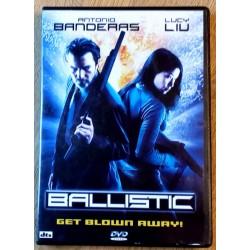 Ballistic: Ecks vs. Sever (DVD)