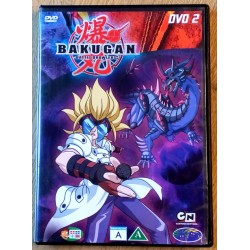 Bakugan Battle Brawlers: DVD 2 (DVD)