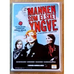 Mannen som elsket Yngve (DVD)