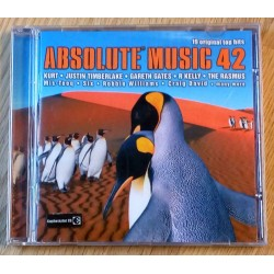 Absolute Music 42 (CD)
