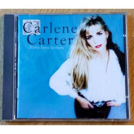 Carlene Carter: Little Love Letters (CD)