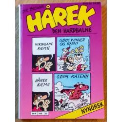 Allers Pocket 101: Hårek den Hardbalne - Nynorsk