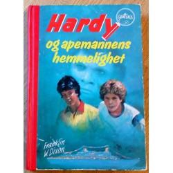 Hardy-guttene: Nr. 74 - Hardy og apemannens hemmelighet