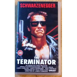 The Terminator (VHS)