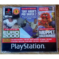 Official UK Playstation Magazine: Disc 59