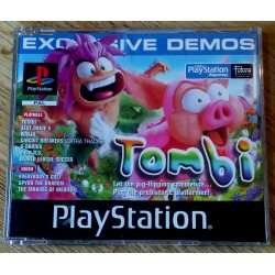 Official UK Playstation Magazine: Disc 19 - Vol. 2