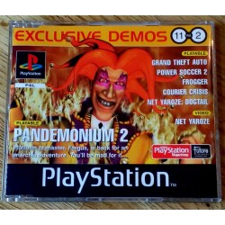 Official UK Playstation Magazine: Disc 11 - Vol. 2