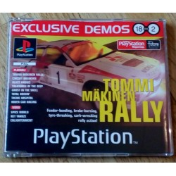 Official UK Playstation Magazine: Disc 18 - Vol. 2