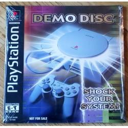 PlayStation Demo Disc: Shock Your System! (NTSC / U/C)