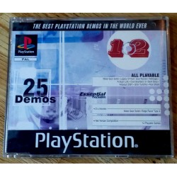 Essential PlayStation: CD Twelve