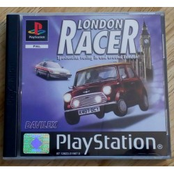 London Racer - Spectacular racing in and around London! (Davilex)