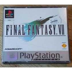 Final Fantasy VII (Squaresoft)