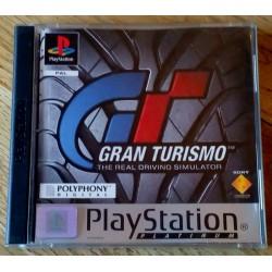 Gran Turismo - The Real Driving Simulator (Polyphony Digital)