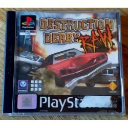 Destruction Derby Raw (Psygnosis)