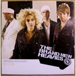 The Brand New Heavies: Featuring Nicole Russo