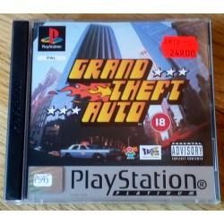 Grand Theft Auto (Take 2 Interactive)