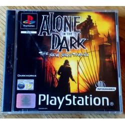 Alone in The Dark (Infogrames)