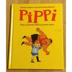 Pippi og Sterke Adolf og andre serier - Fra McDonald's