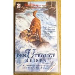 Den Utrolige Reisen (VHS)