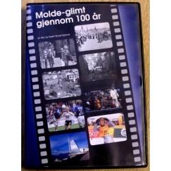 Molde-glimt gjennom 100 år - Lokalhistorie (DVD)