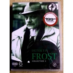 Detektiv Frost: Collection 3 (DVD)