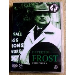 Detektiv Frost: Collection 4 (DVD)