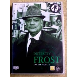 Detektiv Frost: Collection 11 (DVD)