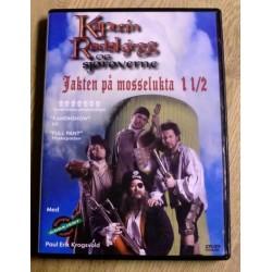 Kaptein Rødskjegg og sjørøverne: Jakten på mosselukta 1 1/2 (DVD)
