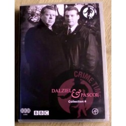 Dalziel & Pascoe: Collection 4 (DVD)
