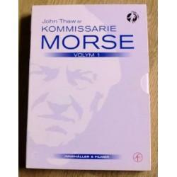 Inspektør Morse: Volume 1 (DVD)