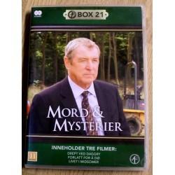 Mord & Mysterier: Boks 21 (DVD)