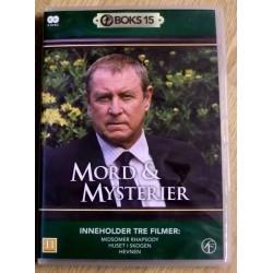 Mord & Mysterier: Boks 15 (DVD)