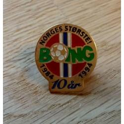 Pin: Boing 10 år - 1984 - 1994