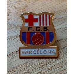 Pin: F.C.B. Barcelona