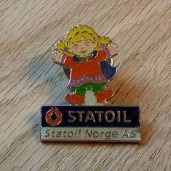 Pin: Lillehammer 1994 - Statoil - Kristin jubler