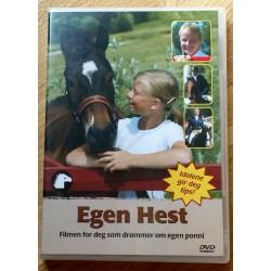 Egen Hest - Filmen for deg som drømmer om egen ponni (DVD)
